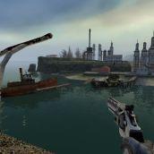Half-Life 2 the Lost Coast - 3D Vision  (03)