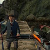 Half-Life 2 the Lost Coast - 3D Vision  (02)