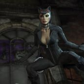 Batman Arkham City - Catwoman (4)