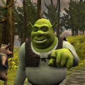 Shrek Forever After - 3D Vision (3)