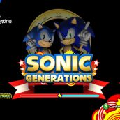 Sonic Generations - 3D Vision  (2)