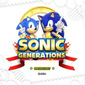 Sonic Generations - 3D Vision  (1)