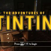 The Adventures of Tintn The Game - 3D Vision  (1)