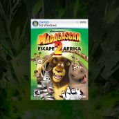 Madagascar 2: Escape to Africa Album Cover
