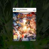 Street Fighter X Tekken Album Cover