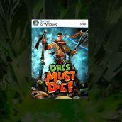 Orcs Must Die Album Cover