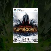 Lord of the Rings: War in the North Album Cover
