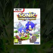 Sonic Generations Album Cover