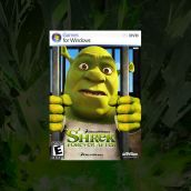 Shrek Forever After Album Cover