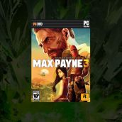 Max Payne 3 album cover