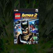 LEGO® Batman™ 2: DC Super Heroes album cover