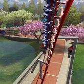 Roller Coaster Rampage - 3D Vision (3)