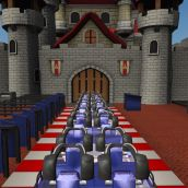 Roller Coaster Rampage - 3D Vision (2)