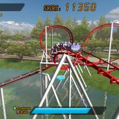 Roller Coaster Rampage - 3D Vision (11)