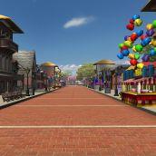 Roller Coaster Rampage - 3D Vision (1)
