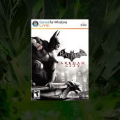 Batman: Arkham City Album Cover