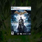 Batman: Arkham Asylum Album Cover