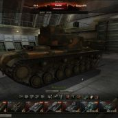 world of tanks - KV-4 profile