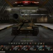 worldoftanks - K-4 profile: