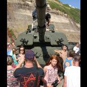 Bournemouth air festival tank