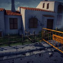 Mind: Path to Thalamus, issue with dynamic shadows
