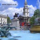 Trafalgar Square by 3D Phil