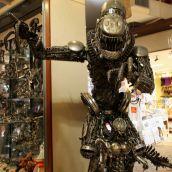 Metall-Alien
