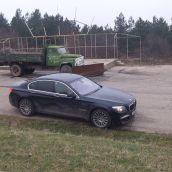 BMW 740d n Truck