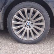 BMW 740d Wheel