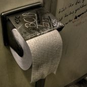 Toilet paper ;) HDR