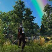 Witcher 3 Rainbow