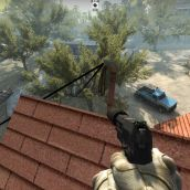 Counter-Strike: Global Offensive - 3D Roof