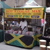 Caribbean Music Stand