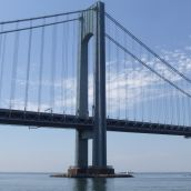 Verrazano Bridge (Brooklyn, NY)