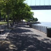 Promenade Deck Verrazano Bridge (Brooklyn, NY)