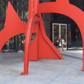 Madison Avenue Metal Sculpture (NYC)