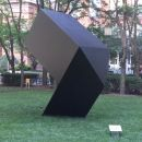 Sculpture at MetroTech Center
