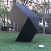 Sculpture at MetroTech Center