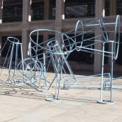Metal Sculpture (MetroTech Center, Brooklyn New York)