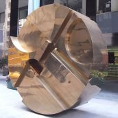 Midtown NYC Sculpture