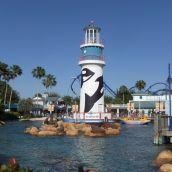 Emtrance of Seaworld, Florida