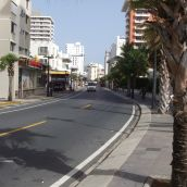 Ashford Ave in Front of La Concha Hotel