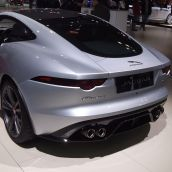 2018 Jaguar F Type Series