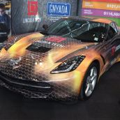 Lincoln Tech Corvette