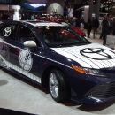 Toyota Camry (NY Yankees Official Car)