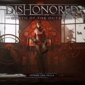 Dishonored Death fo the Outsider