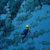 Realistic Fish Swarm