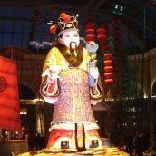 Asian Gardens at Bellagio in Las Vegas