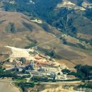 Davenport Cement Plant, California