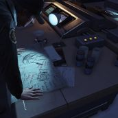 [Alien: Isolation] Marshall Waits